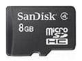 闪迪8GB内存卡